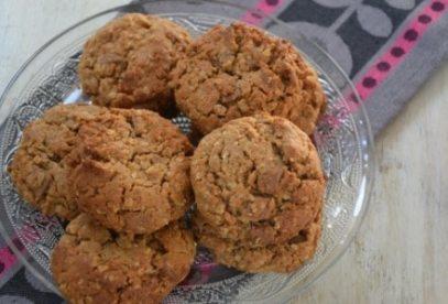 Cookie de Chocolate com Manteiga de Amendoim