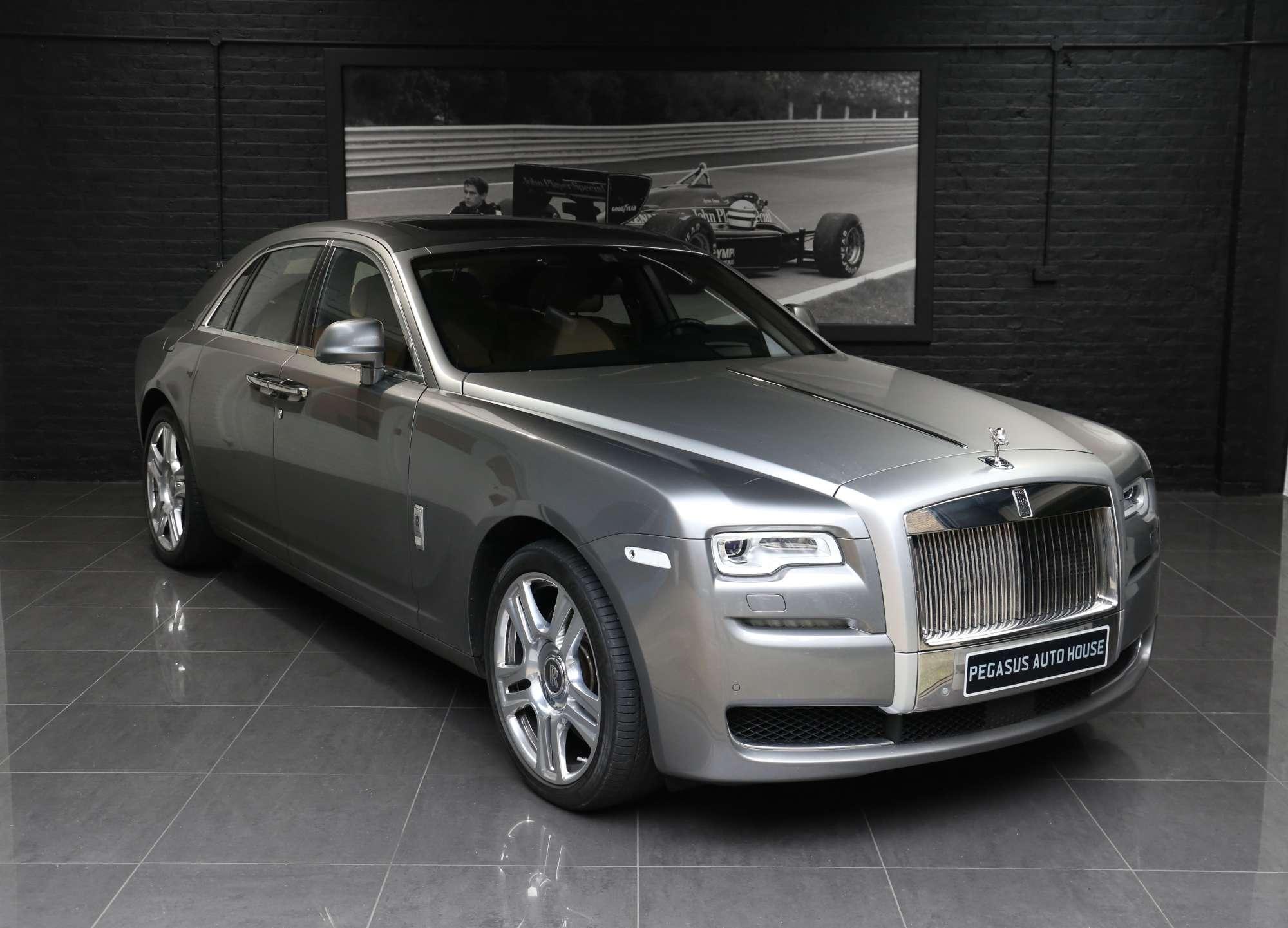 Rolls Royce Ghost Series Ii Pegasus Auto House