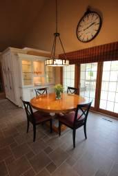 Interior Design Eat In Kitchen | Pegasus Design Group | Milwaukee, WI