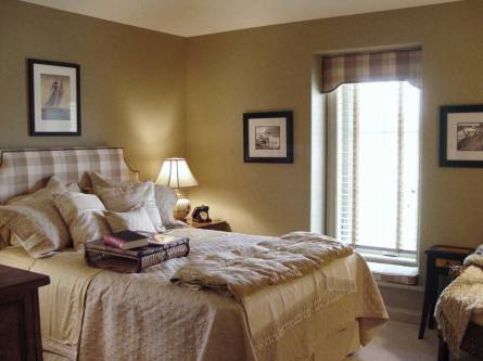 Interior Design Traditional Guest Bedroom