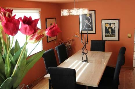 Interior Design Modern Dining Room | Pegasus Design Group | Milwaukee, WI