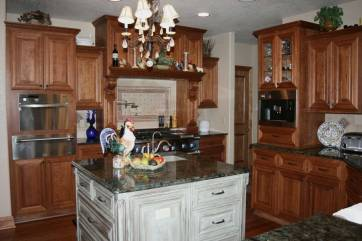 Interior Design Traditional Kitchen