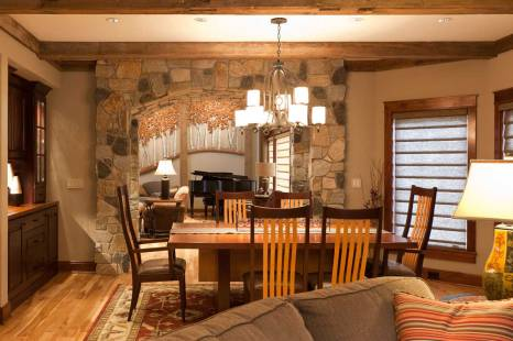 Interior Design Traditional Dining Room | Pegasus Design Group | Milwaukee, WI