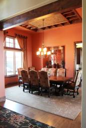 Interior Design Formal Dining Room | Pegasus Design Group | Milwaukee, WI