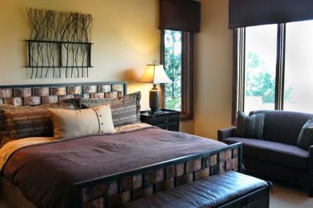 Interior Design Guest Room | Pegasus Design Group | Milwaukee, WI