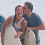 9.proposal in the surf!
