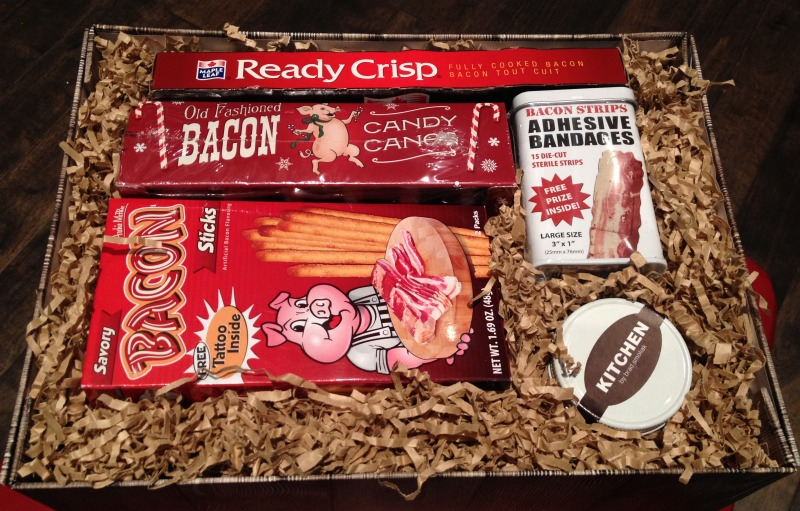 Whish Bacon Gift Pack
