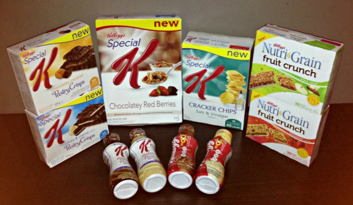 kelloggs Canada new products