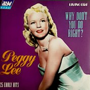 Image result for peggy lee's hit single manano