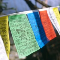 How to Make Prayer Flags