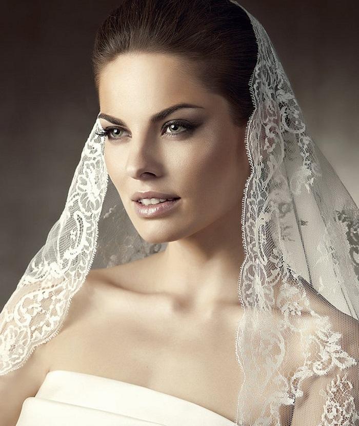 Resultado de imagem para veu de noiva
