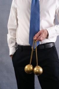 Ball Pumping 101 Testicle Enlargement