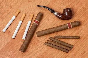 Smoking narrows blood vessels, reducing blood flow to the genitals.