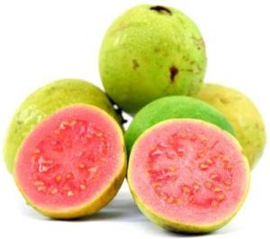 1 cup of guava provides 628% of your DV of Vitamin C.