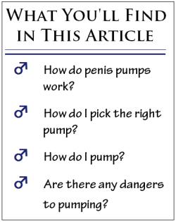 penis pumping penis pumps article