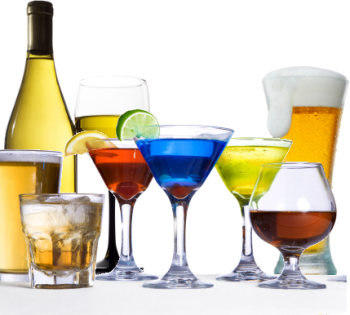alcohol levitra