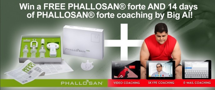 Phallosan and meCoach Contest