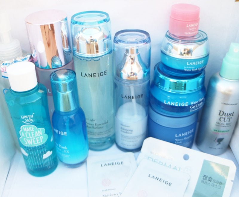 korean skin care complete routine - Mommy Pehpot