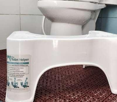 The Helper WE ALL NEED: The Toilet Helper