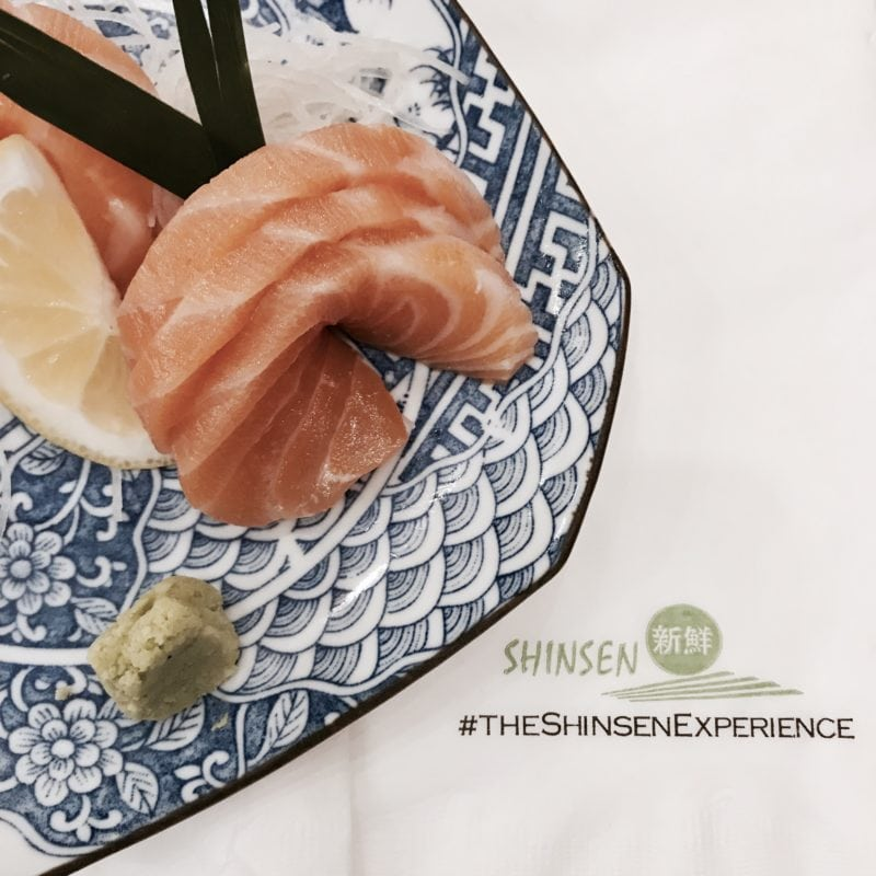 Shinsen Sushi Bar Review
