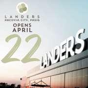 Landers Pasig Membership & Opening Date