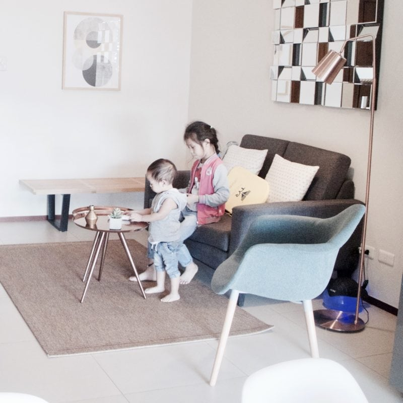Family Staycation At The Cirque Serviced Residences