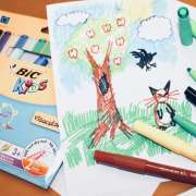 BIC® Coloring Products For Kids