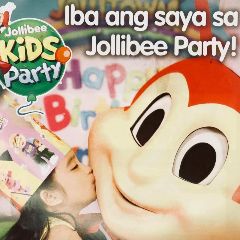 Jollibee Party Package 2018 Updated Price List