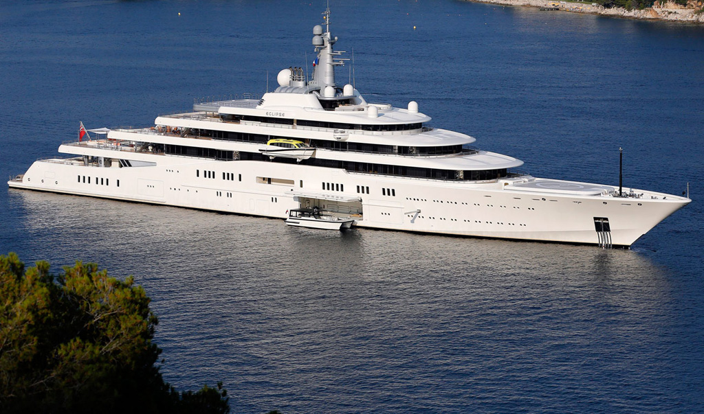 Top 10 Most Expensive Yachts In The World PEI Magazine