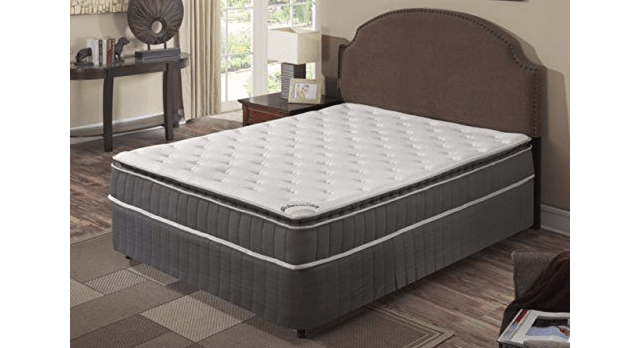 This Pillow Top Medium Firm Mattress Offers The Perfect Blend Of Support Comfort So That You Will Enjoy A Good Night S Sleep Undisturbed