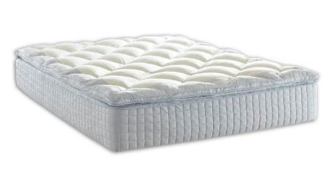 10klaussner Grandeur King Mattresses