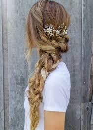 mezuniyet saç modelleri kadın uzun sarı saçlı