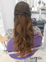 Basit kıvrımlı saç modelleri