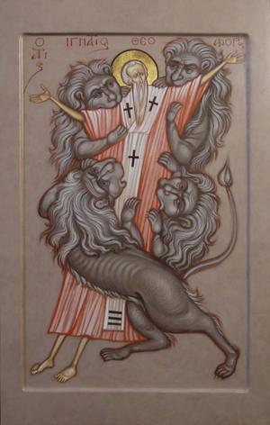 """Résultat de recherche d'images pour """"saint ignace antioche"""""""