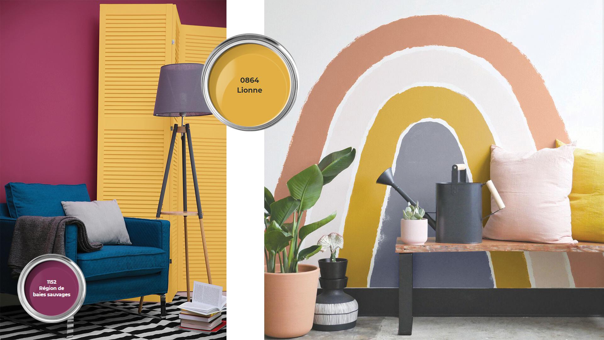 nos couleurs tendances 2020 peintures mf