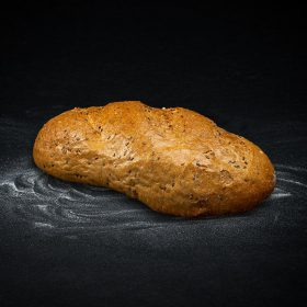 chlieb kvaskovy lanový