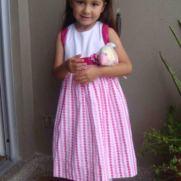 Vestido Formal Niña