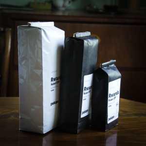 Rwanda Rukeri, förpackningsstorlekar