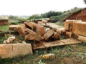 Хероонот со зачуван основа од североисток