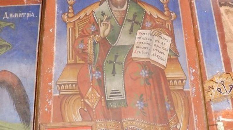 Исус на светиот престол