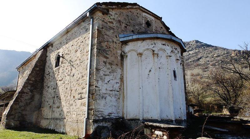 Црквата во селото Кокре