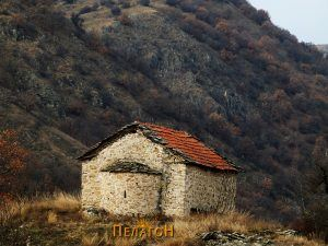 """Црквата """"Св. Спас"""" - Чебрен"""