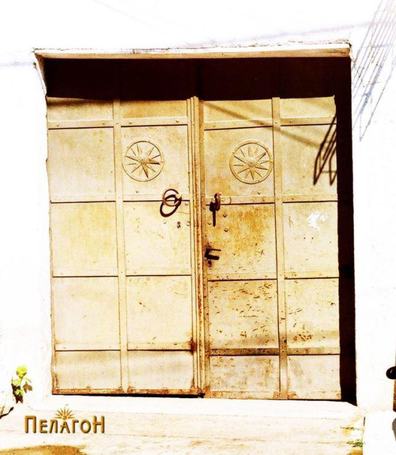 Портата на Тодорчевци - затворена