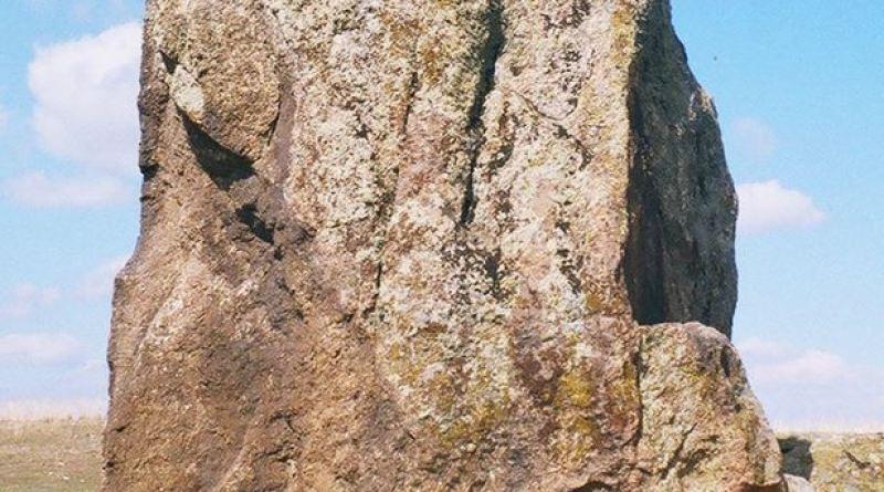 Исправен камен од југоисточна страна