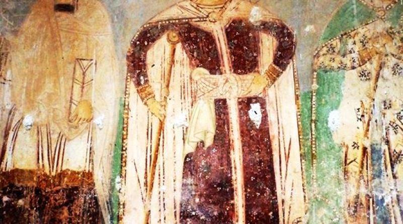 Св. Дамјан, св. Георгие и св. Димитрија