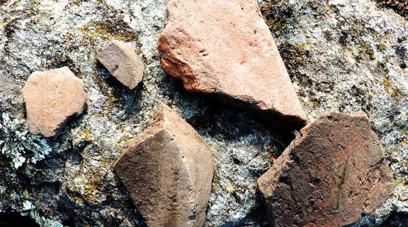 """Керамички фрагменти од """"Кале"""""""