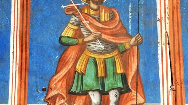 Св. маченик Теодор