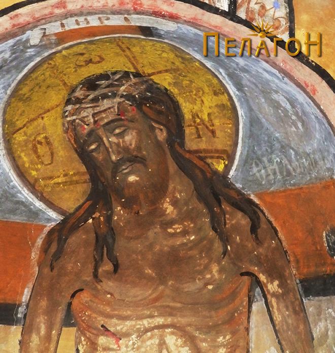 Исус Христос од проскомидијата