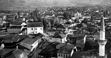 Центарот на Прилеп пред околу еден век