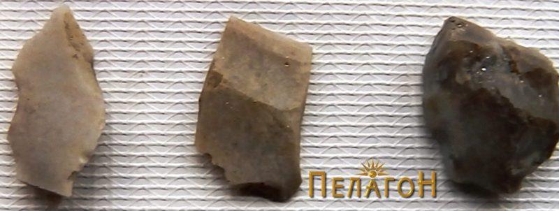 Орудие од кремен - фрагмент 2